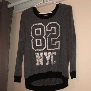 Long sleeve NYC 82 sweatshirt